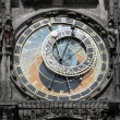 Astronomical clock I, Prague — Stock Photo