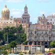 Spanish embassy, Havana, Cuba — Stock Photo