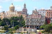 Spanish embassy, Havana, Cuba — Stock Photo