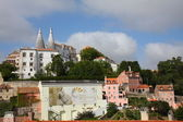 Sintra National Palace II, Portugal — Stock Photo
