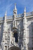 Monastery of the Hieronymites III, Belem, Lisbon — Stock Photo