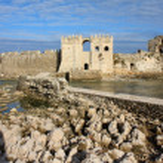 Methoni's castle, Greece — Stock Photo #9466763