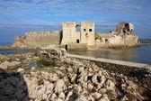 Methoni's castle, Greece — Stock Photo