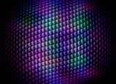 Colored digital snakeskin abstract background — Stock Photo