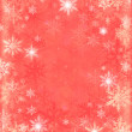 Snow flakes background — Stock Photo
