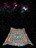 Turkish carpet — Stock Photo