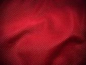 Red nylon canvas background — Stock Photo