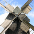 Old traditional windmill - Stock Photo