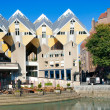 Cubic houses at Rotterdam - Netherlands — Foto Stock