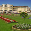 Schonbrunn palace and gardens at Vienna - Austria — Stock Photo #8365870