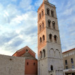 Zadar old Belfry - Croatia — Stock Photo