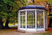 Het geluid van music paviljoen - salzburg — Stockfoto
