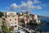 Genoa, Liguria, Italy — Stock Photo
