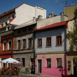 Stock Photo: Jewish quarter in krakov, poland, europe