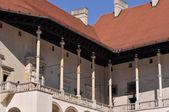 The wawel castle in krakow, poland, europe — Stock fotografie