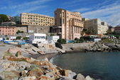Genoa, Liguria, Italy — Stock Photo