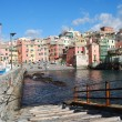 Genoa, Liguria, Italy - Stock Photo