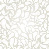 Silver vintage wallpaper — Stock Vector