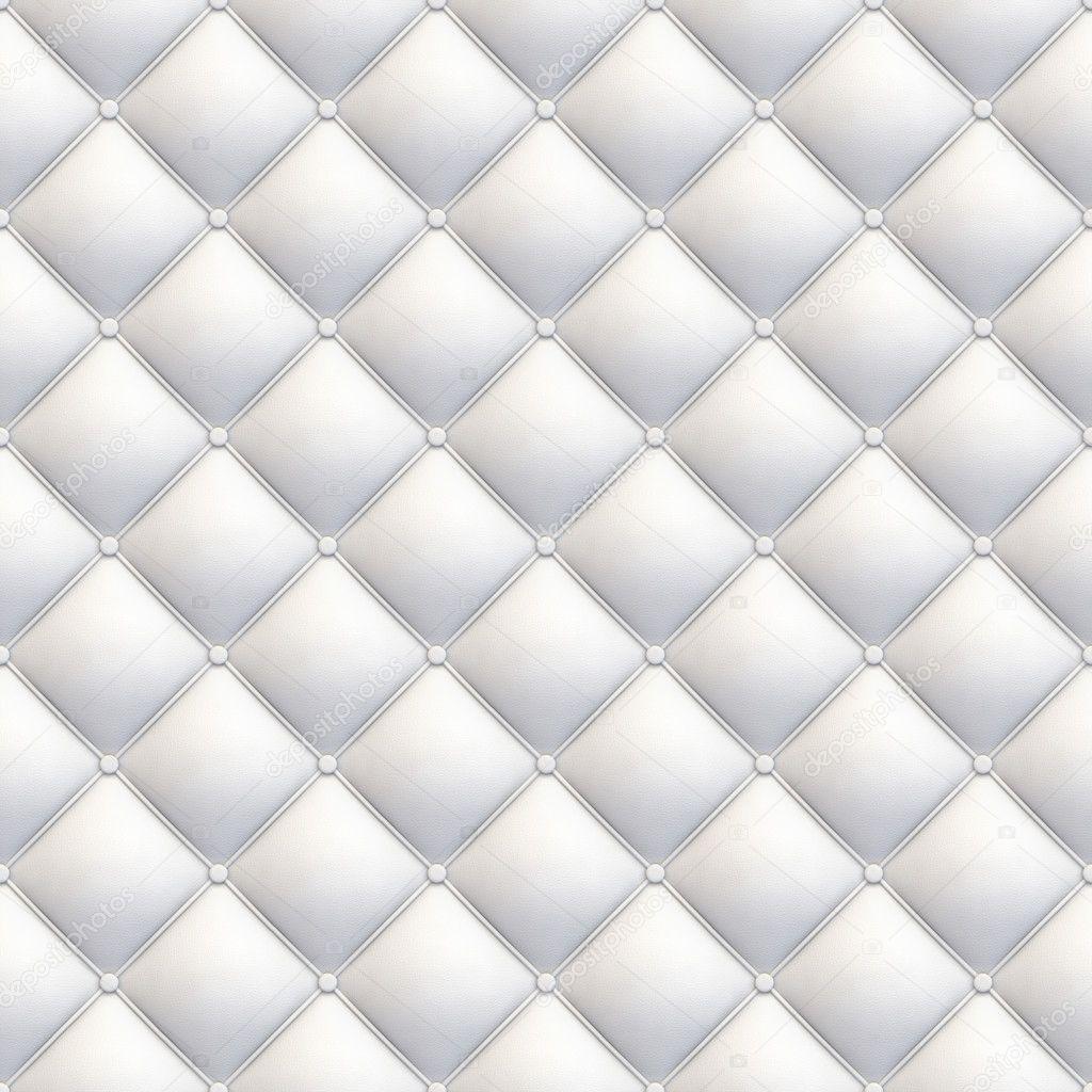 White bed sheet texture seamless - White Leather Upholstery Seamless Diagonal Stock Photo