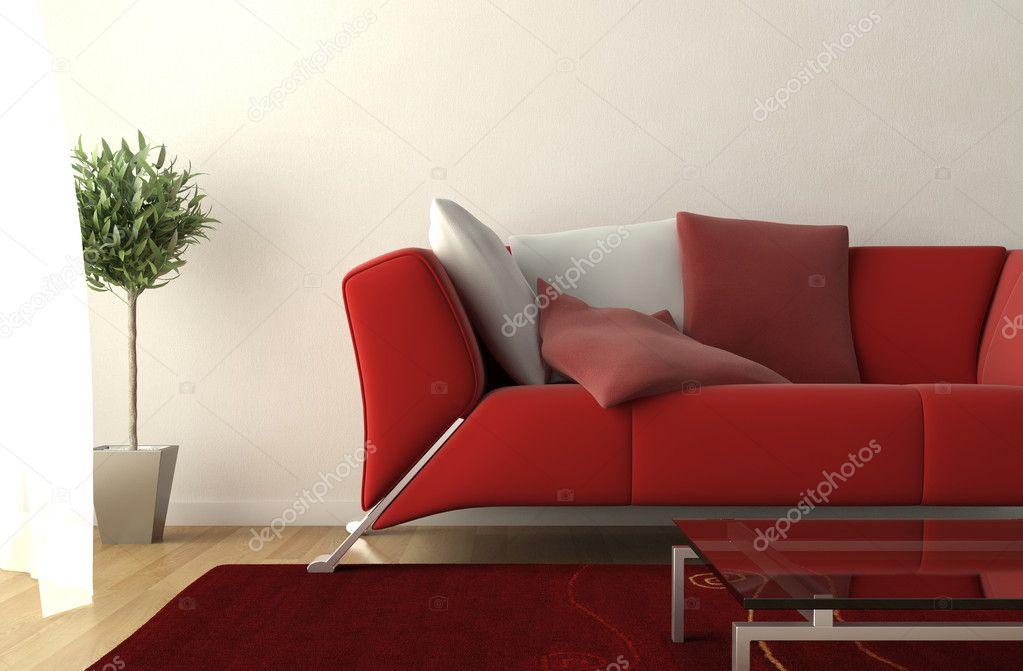 Inredning Modernt Vardagsrum Detalj U2014 Stockfotografi U00a9 Arquiplay77 #8213989