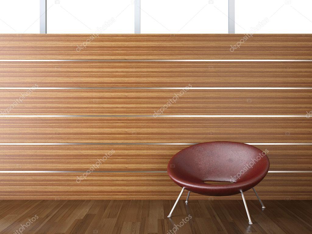 Gemutliche Holzverkleidung Innen: Wandpaneele Holz
