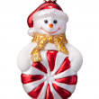 Snowman Ornament - Stock Photo