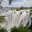 Stock Photo: VictoriFalls, Zambezi River, Africa