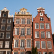Stock Photo: Canal Houses, Amsterdam
