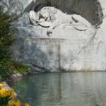 Lion Monument, Lucerne, Switzerland — Stock Photo #9156588
