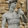 Statue of David, Florence, Italy — Stock Photo #9282644