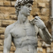 Stock Photo: Statue of David, Florence, Italy
