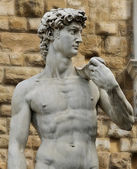 Statue of David, Florence, Italy — Stock Photo