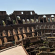 Interior of the Colosseum, Rome — Stock Photo