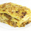 Royalty-Free Stock Photo: Italian lasagna