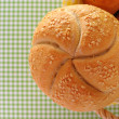 Stock Photo: Bread roll