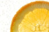 Orange slice — Stock Photo