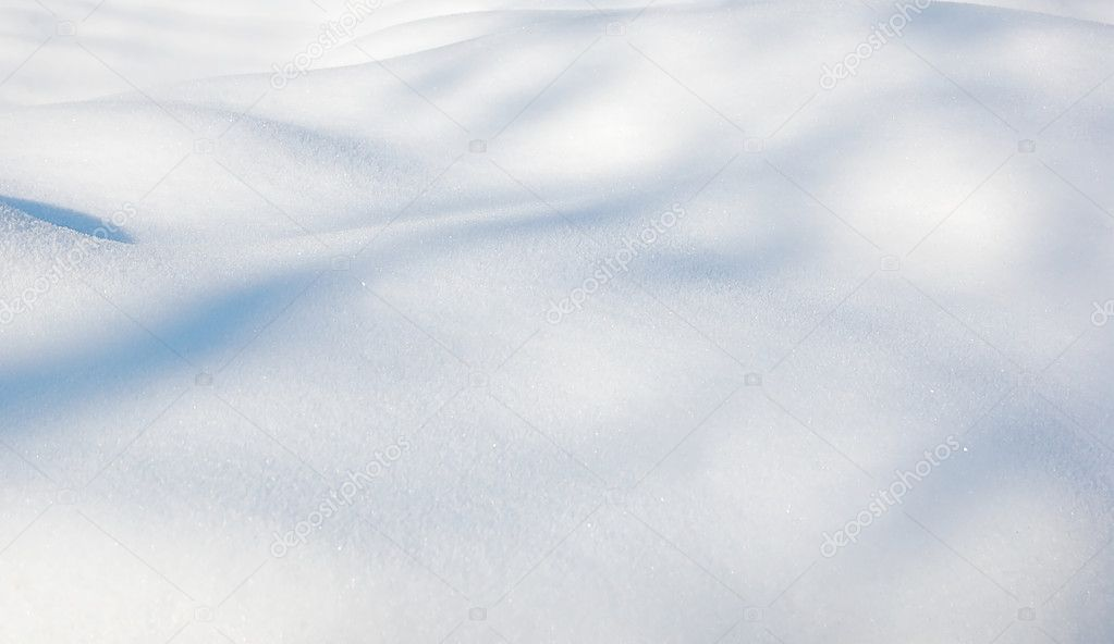 Snow background which could be used for winter designs — Stock Photo #8273782