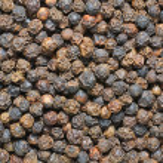 Black peppercorn — Stock Photo