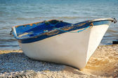Fisherman boat — Stock Photo
