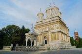 Curtea de Arges Monastery — Stock Photo