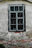 Alone window — 图库照片