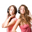 Share your tune... — Stock Photo