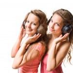 tonåring radio — Stockfoto