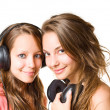 Teen radio. - Foto de Stock