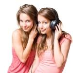 Teen rádio — Stock fotografie