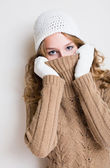 Getting cold... — Stock Photo