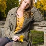 Autumn fashion — Stock Photo #8329165