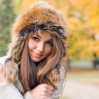 Chilly weather... — Stock Photo #8329277