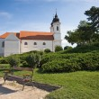 Stock Photo: Tihany abbey.