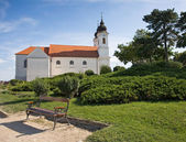 Tihany abbey. — Foto de Stock